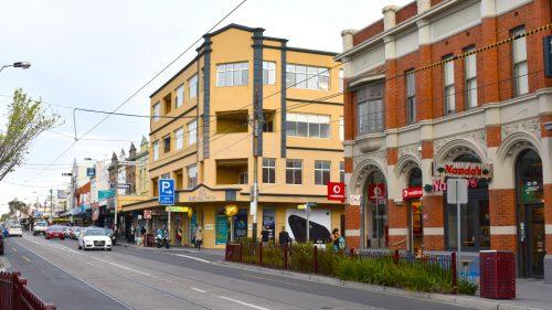 Elsternwick street view