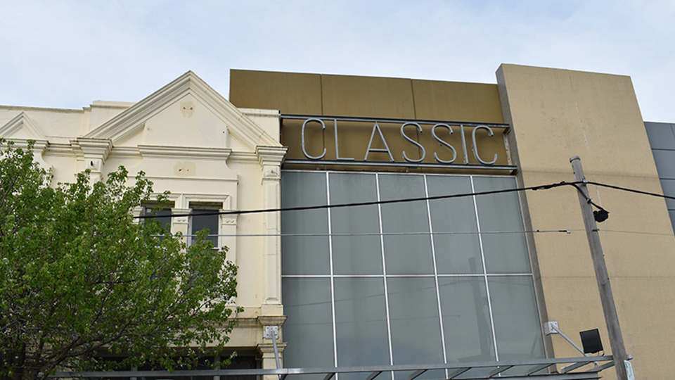 Explore Elsternwick's historic movie theatre, Classic Cinemas