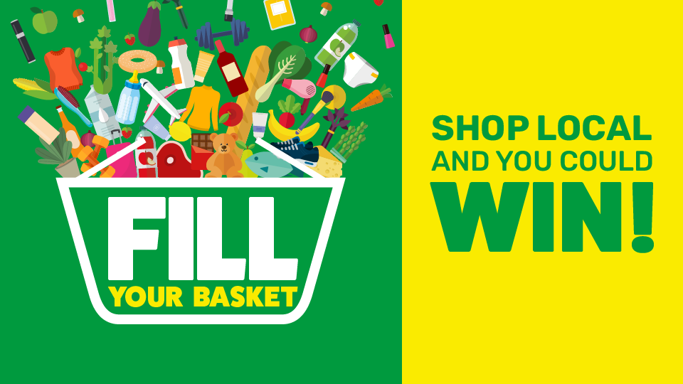 Fill Your Basket promotion