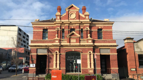 Explore the history of the Elsternwick Post Office building