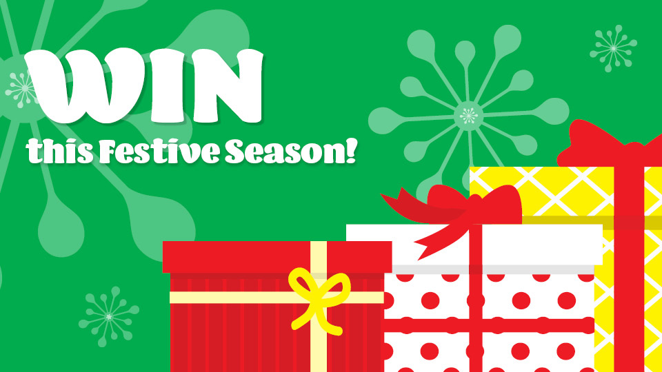 Win this Festive Season