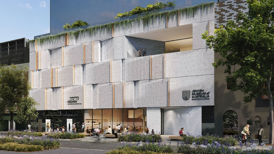 Plans approved for Jewish Arts Quarter in Elsternwick